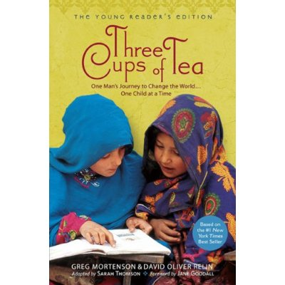 Three Cups of Tea - young reader