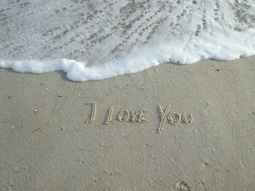 sand love quotes