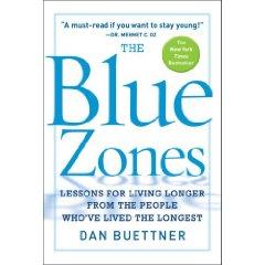 Blue zone book