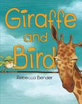 Giraffe and bird image